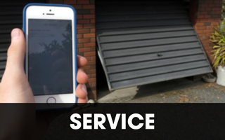 Garage Door Services - Install and Repair